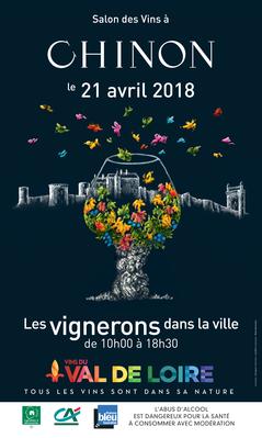 Salon des Vins Chinon 2018